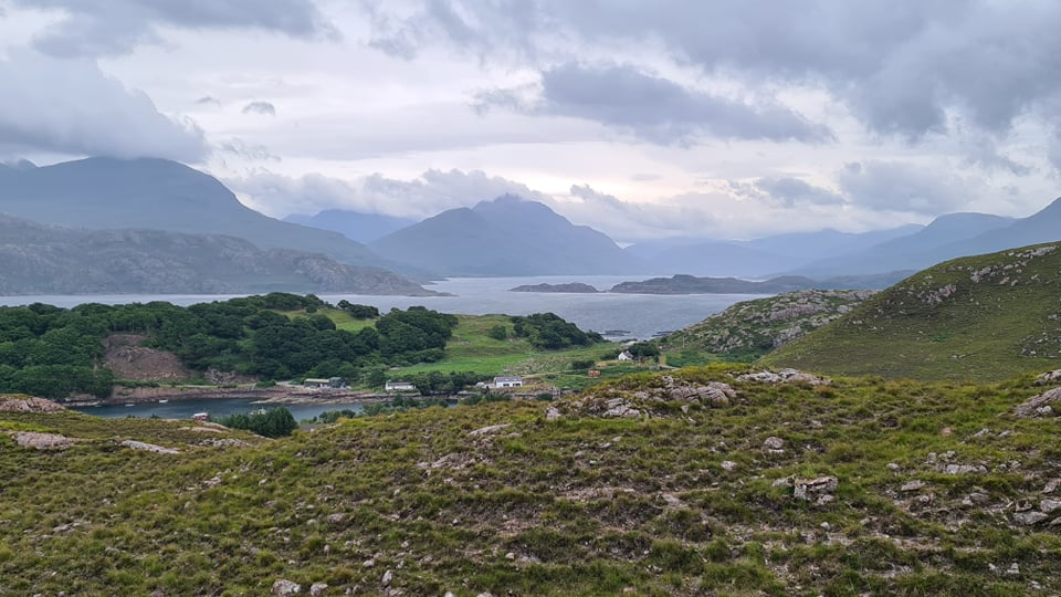 more mountains and lochs