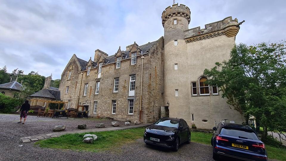 A large castle